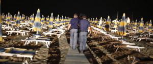 Notte di stupri a Rimini: ricercato un uomo di colore, preso un marocchino