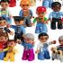 La Lego crea il pupazzo disabile, ma viene accusata di alimentare stereotipi
