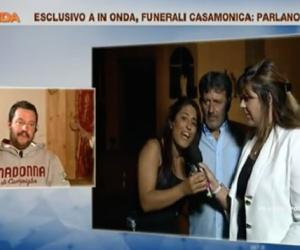 """I Casamonica: """"Quando schiatta Salvini, vedremo che funerale faranno"""" (video)"""
