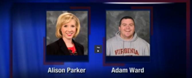Reporter americana e il suo operatore uccisi in diretta tv. Ecco il video