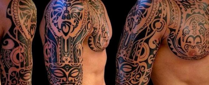 """Uno studio americano svela: """"I tatuaggi sul corpo fanno sudare di meno"""""""