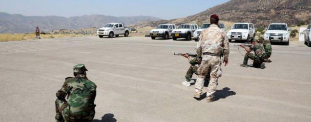 I militari italiani in prima fila per addestrare i guerriglieri contro l'Isis