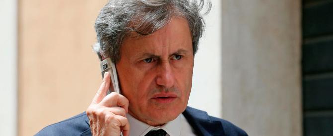 Alemanno: «Serve un segnale, vanno revocate subito le sanzioni a Mosca»