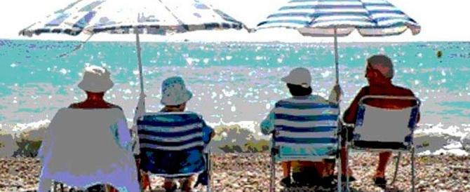 Fiumicino il pd agli anziani i soggiorni estivi li for Soggiorni estivi per anziani