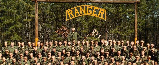 Le prime due donne si diplomano alla scuola Ranger, il corpo d'élite Usa