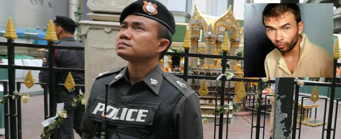 Attentato di Bangkok, la polizia ha arrestato un sospetto: sarebbe turco