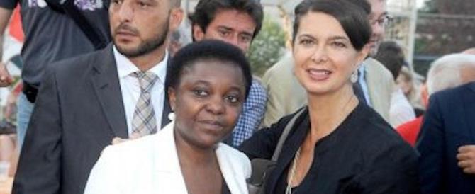 Kyenge si ricandida: «Serve una persona di colore, sogno la Boldrini premier»