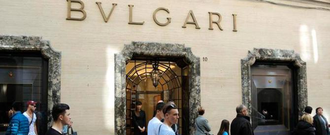 Rapina alla Diabolik nella gioielleria Bulgari di Napoli: ladri nelle fogne