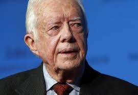 Jimmy Carter parla agli americani: «Ho il cancro e sono nelle mani di Dio