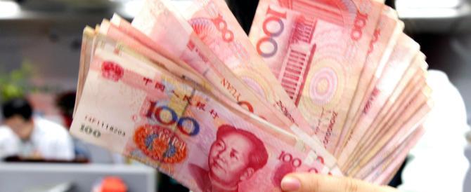 Mercati in tilt per la svalutazione dello yuan decisa dalla Cina