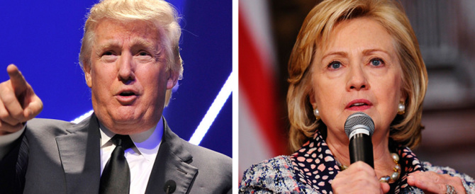 "Clinton-Trump, lite all'ultimo dibattito. The Donald: ""Elezioni truccate"""