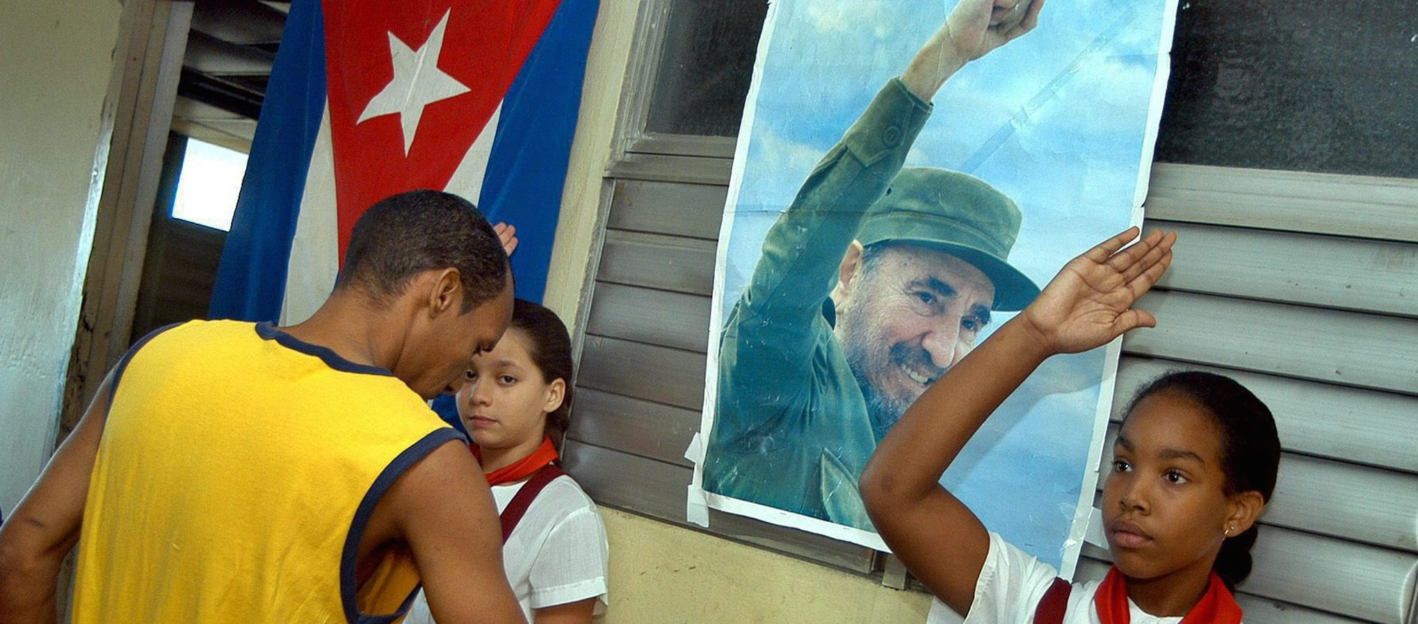 Un'immagine dell'Avana