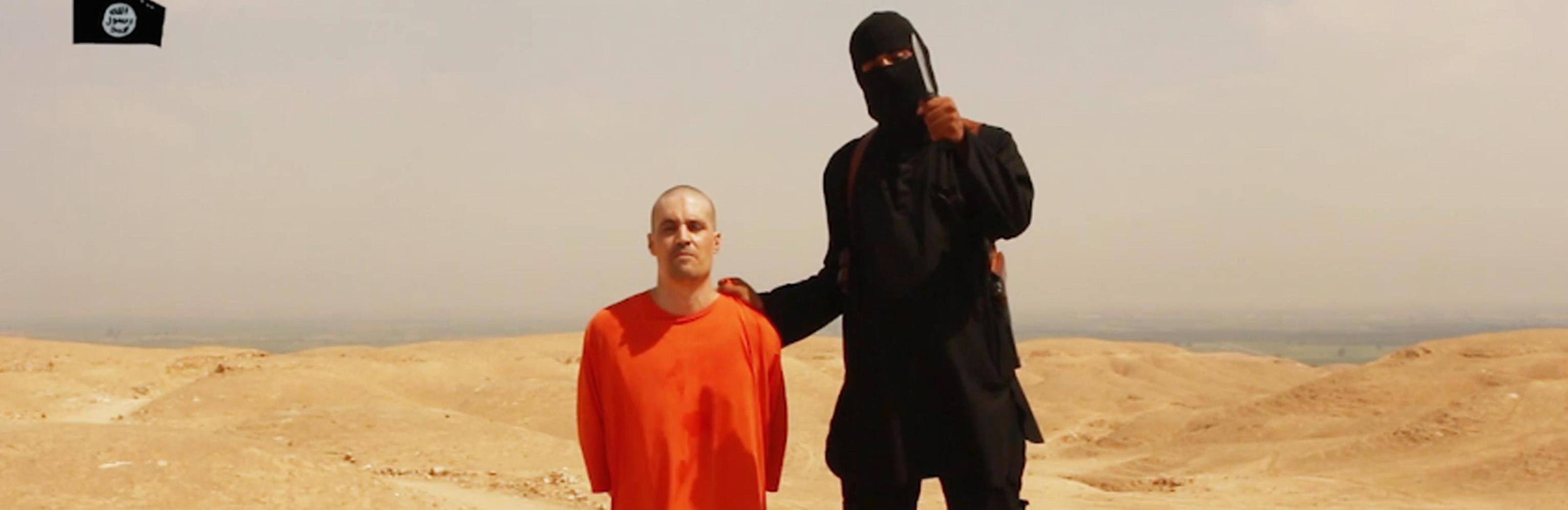 Una decapitazionedell'Isis