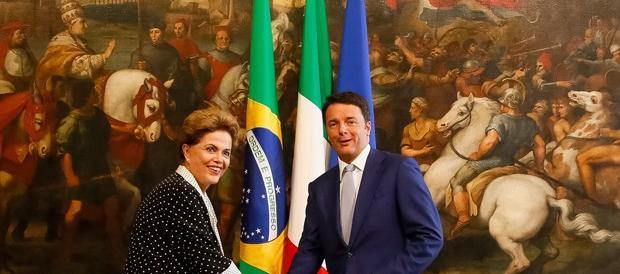 Brasile in piazza contro la presidente Dilma Rousseff. E la sinistra tace