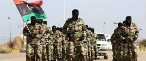 La Gran Bretagna pronta a inviare truppe da combattimento in Libia