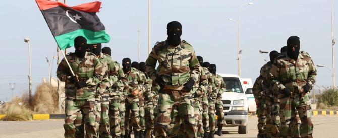 Forze speciali italiane già in Libia per preparare l'intervento militare?