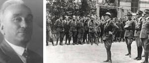 Icilio Bacci, fucilato dai comunisti titini nel 1945. Il corpo non fu mai trovato