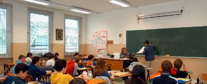 Scuola, il test di matematica viene trasformato in una lezione gender