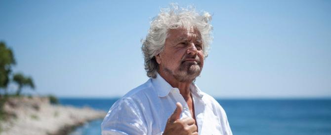 """Adesso Grillo fa l'anti-americano: """"USA dalla parte sbagliata della storia"""""""