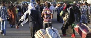 Immigrati, dati alla mano: oltre il 50% dei clandestini sparisce nel nulla