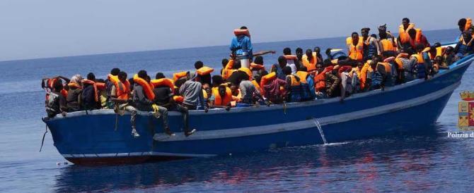 """Processo a Renzi: """"Tu e il tuo governo avete voluto l'invasione dei migranti"""""""