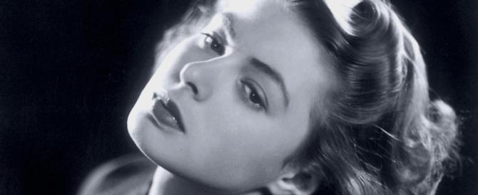 I cento anni di Ingrid Bergman, la diva che sedusse Hollywood