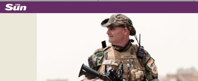 Nonno inglese va a combattere contro l'Isis per difendere i cristiani in Iraq