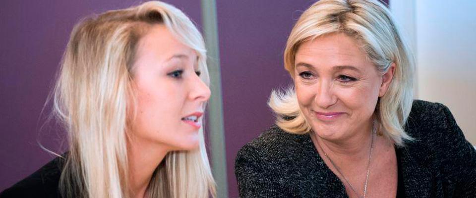La Chiesa francese invita una Le Pen al dibattito. Alla faccia della  sinistra d957adb43b70