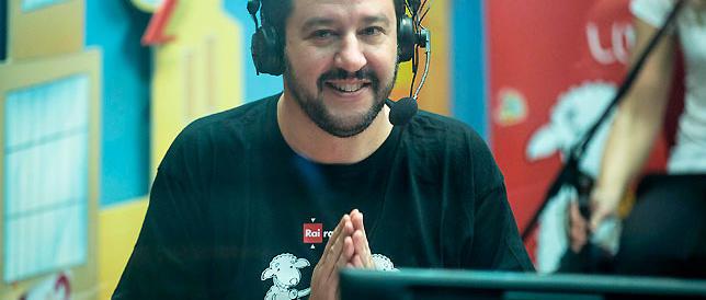 Salvini punzecchia Fitto: «Non capisco che cosa vuole fare da grande»