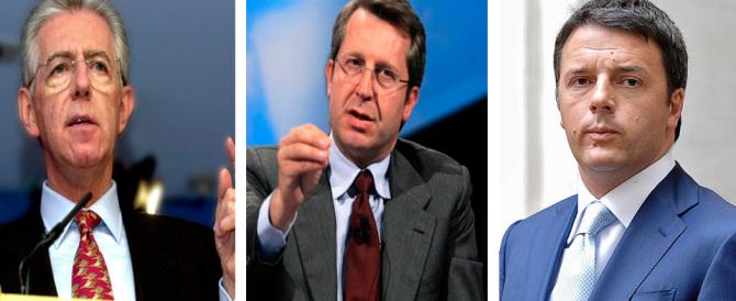 Riecco Della Vedova, l'ex di quasi tutti i partiti: «Renzi, ti salverò dai mostri»