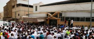 Arabia Saudita, 17 morti per una bomba nella moschea di Abha