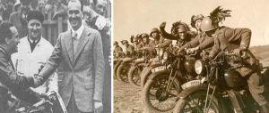 Giorgio Parodi, l'asso della aviazione fascista che fondò la Moto Guzzi