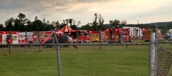 Il temporale abbatte il tendone da circo: due morti e 15 feriti negli Usa