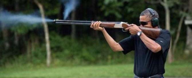 """Obama: le """"armi free"""" uccidono più dell'Isis. Nuova sparatoria in Luisiana"""