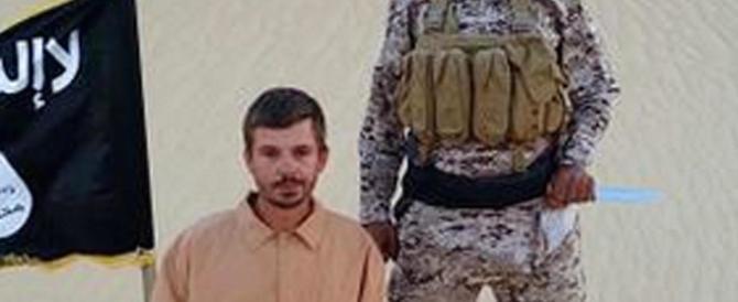 Egitto, l'Isis decapita un ostaggio croato: il video diffuso sul web