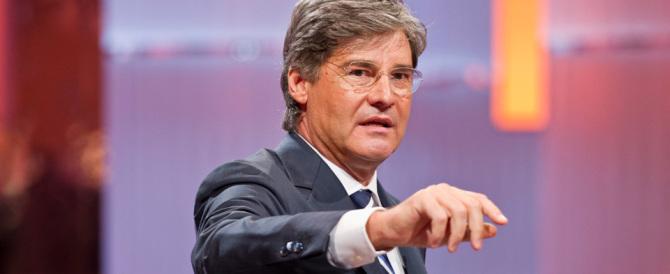 """Del Debbio suona la sveglia a Forza Italia: """"Bisogna svecchiare, rinnovare"""""""