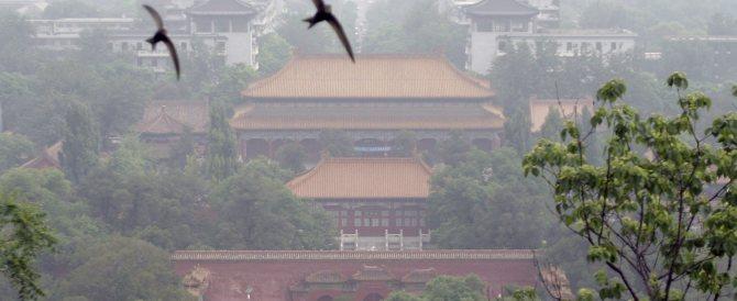 In Cina lo smog provoca 4.400 morti al giorno. Olimpiadi invernali a rischio