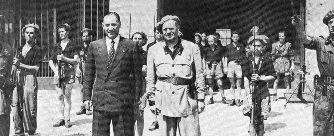 Parini, fascista della prima e della ultim'ora che salvò Milano dalla fame