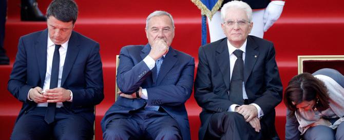 Grasso entra in tackle su Renzi e gli toglie la palla sulla riforma del Senato