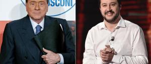 Il Cav a Firenze l'8 novembre fa infuriare Salvini: «Vieni a Bologna»