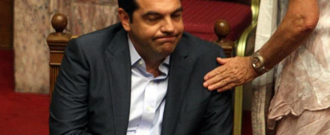 Tsipras verso le dimissioni. Dopo il salvataggio la Grecia torna alle urne