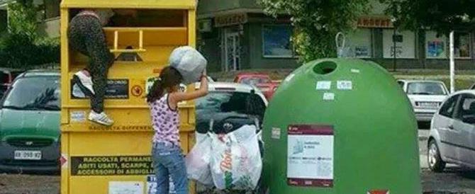 I Rom le occupano casa, una famiglia italiana finisce in strada