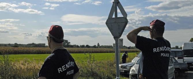 Migranti, allarme shock in Ungheria: si rischia l'epidemia da contagio