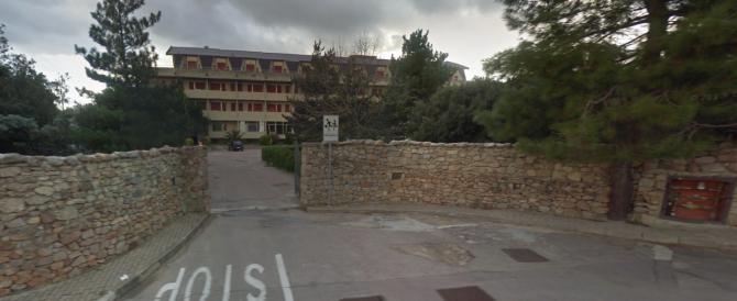 Raid vandalico all'Alberghiero da cui fu cacciato lo studente con il piercing