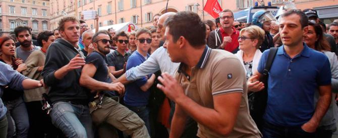 Misero a ferro e fuoco Bologna: dopo un anno arrestati gli antagonisti