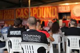 La tre-giorni di CasaPound: a vuoto la carnevalata antifascista