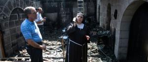 Rogo alla Chiesa della Moltiplicazione di pane e pesci: Israele paga i danni