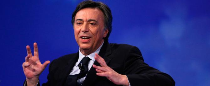 Renzi contro i talk show, Freccero : «L'avesse detto il Cavaliere…»