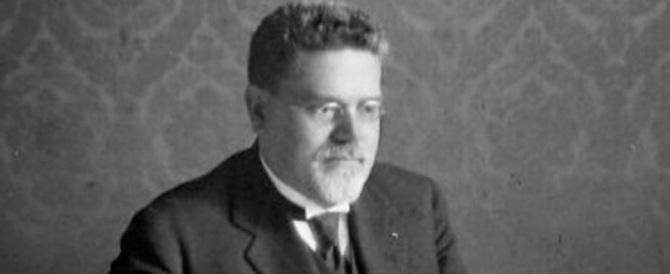 """Anche il filosofo marxista esalta il """"fascista"""" Giovanni Gentile"""
