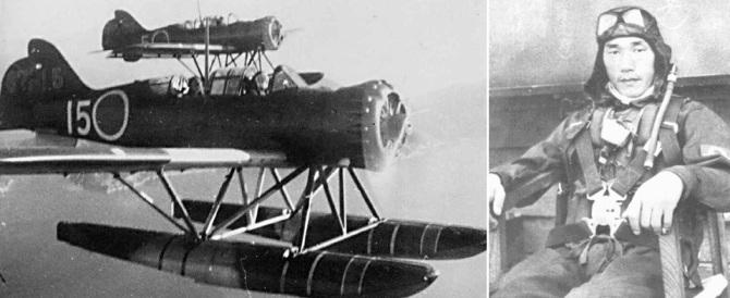 Nobuo Fujita, l'intrepido pilota che sfidò gli Usa bombardando l'Oregon